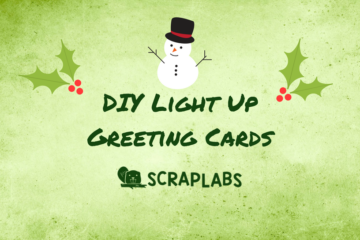 light up greeting cards
